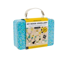 Wood Jewellery Craft Glam