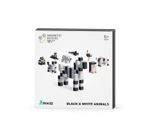 Pixio - Black and White Animals