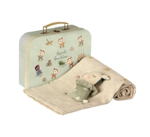 Baby Gift Set - Dusty Green