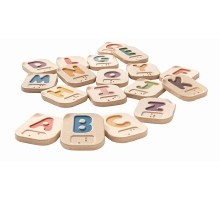Braille Alphabet A-Z